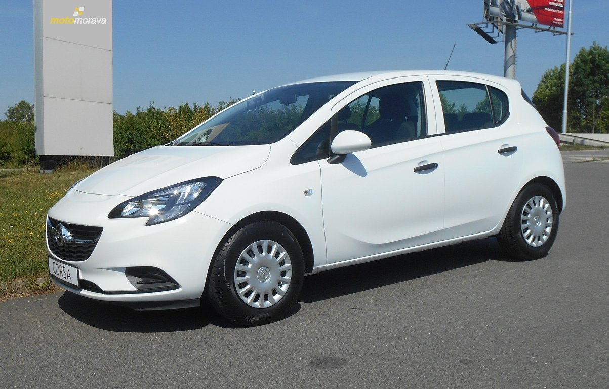 Opel Corsa 1.2 16V Selection 5dv Happy
