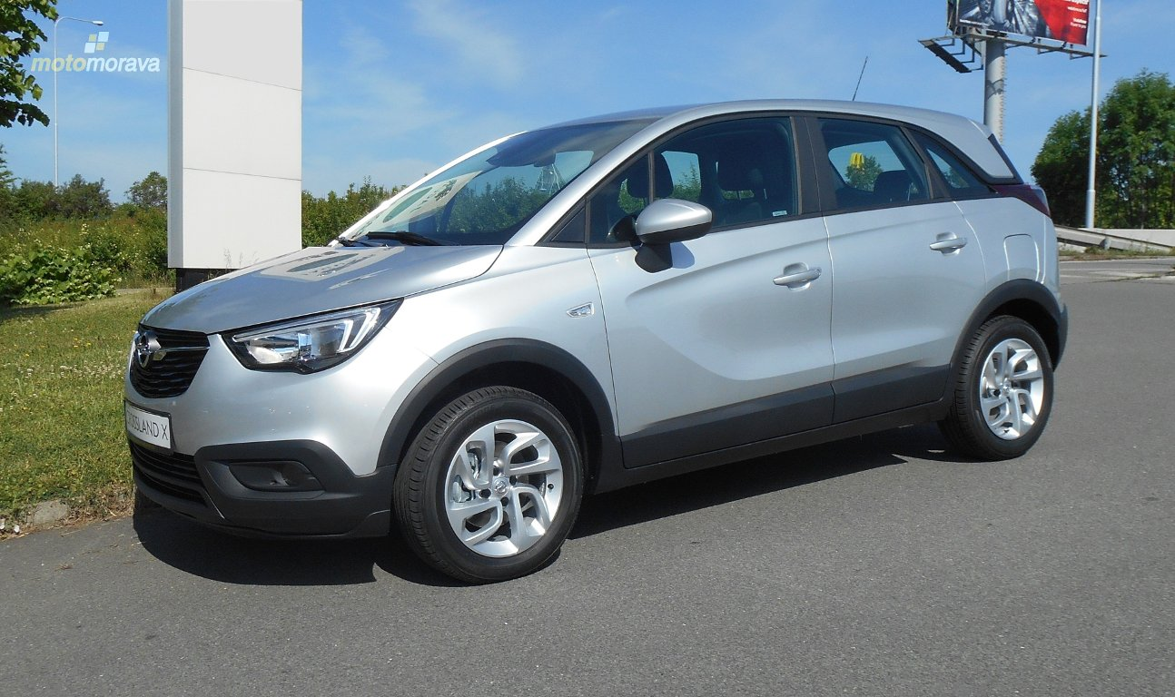 Opel Crossland X 1.6 CDTi Enjoy