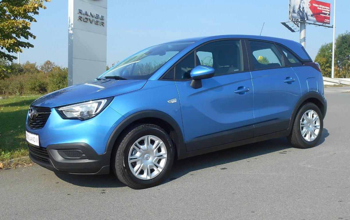 Opel Crossland X 1.2 Enjoy