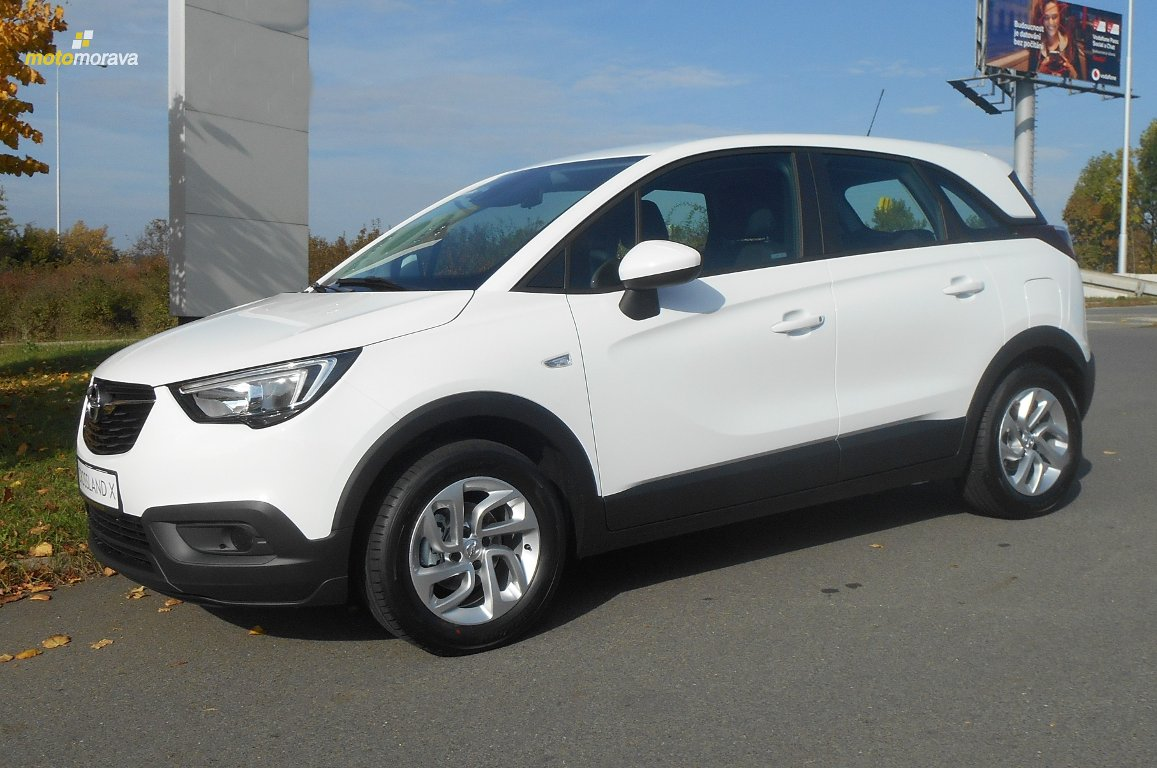 Opel Crossland X 1.2 Turbo Enjoy MT6