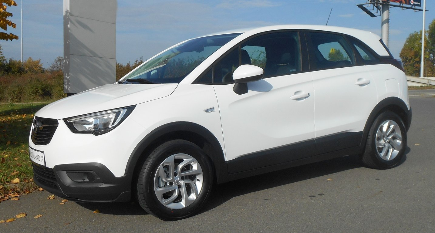 Opel Crossland X 1.2 TURBO SMILE MT6 ALU