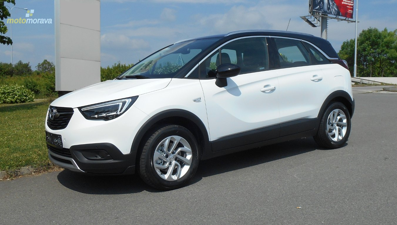 Opel Crossland X 1.2 XE MT5 Innovation