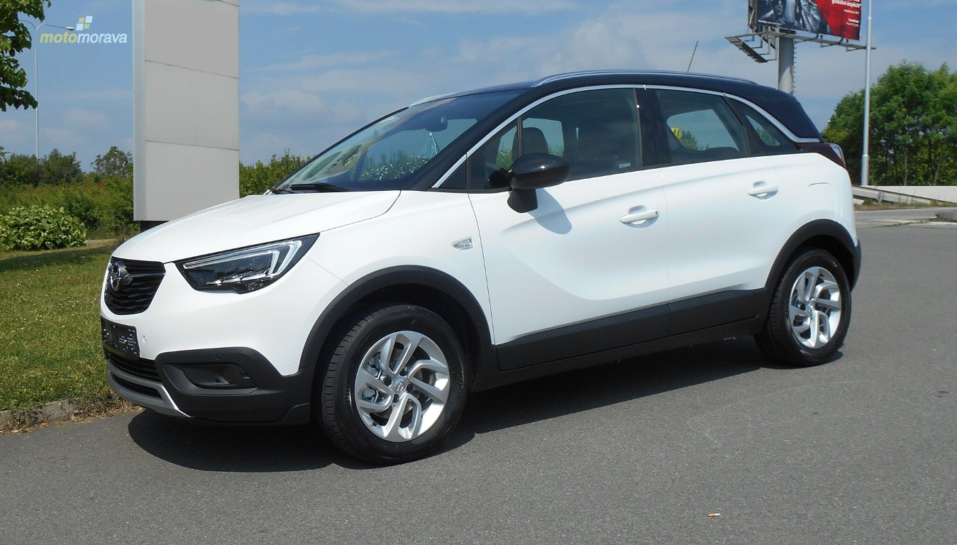 Opel Crossland X 1.2 Turbo Innovation AUTOMAT
