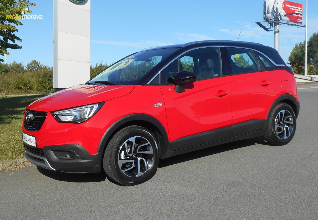 Opel Crossland X 1.2 Turbo MT6 Innovation