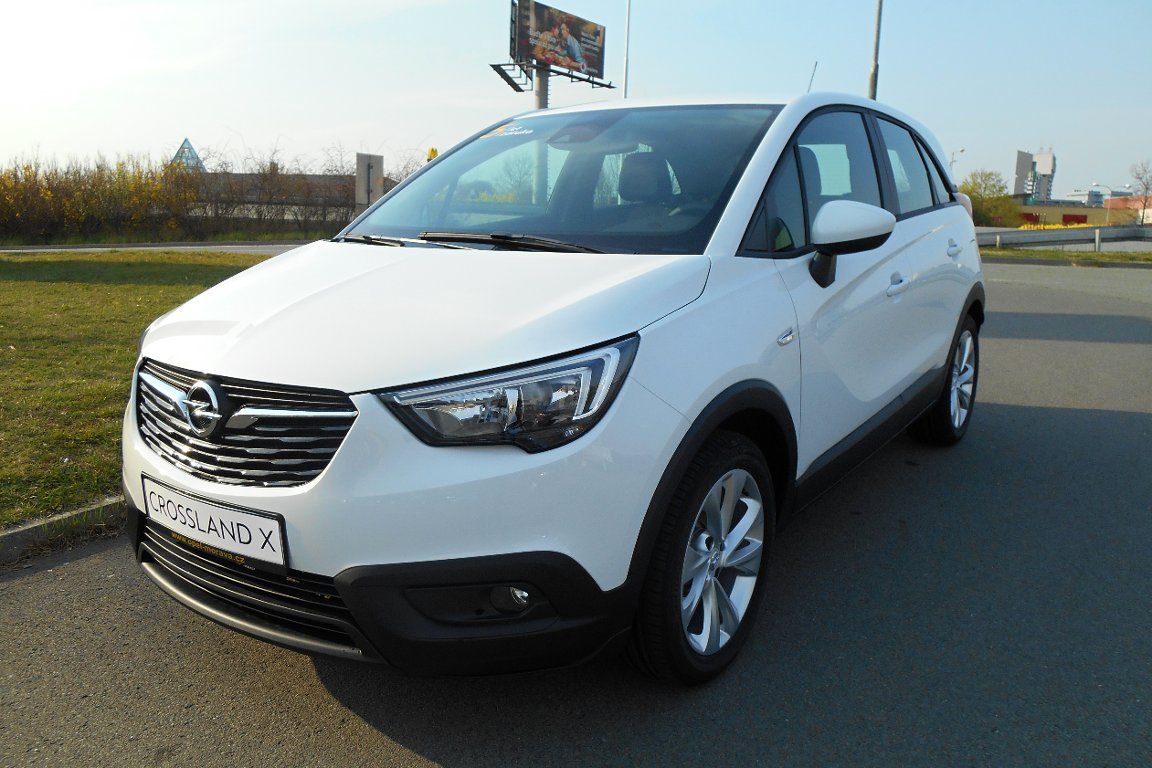 Opel Crossland X 1.2 SMILE MT5 ALU