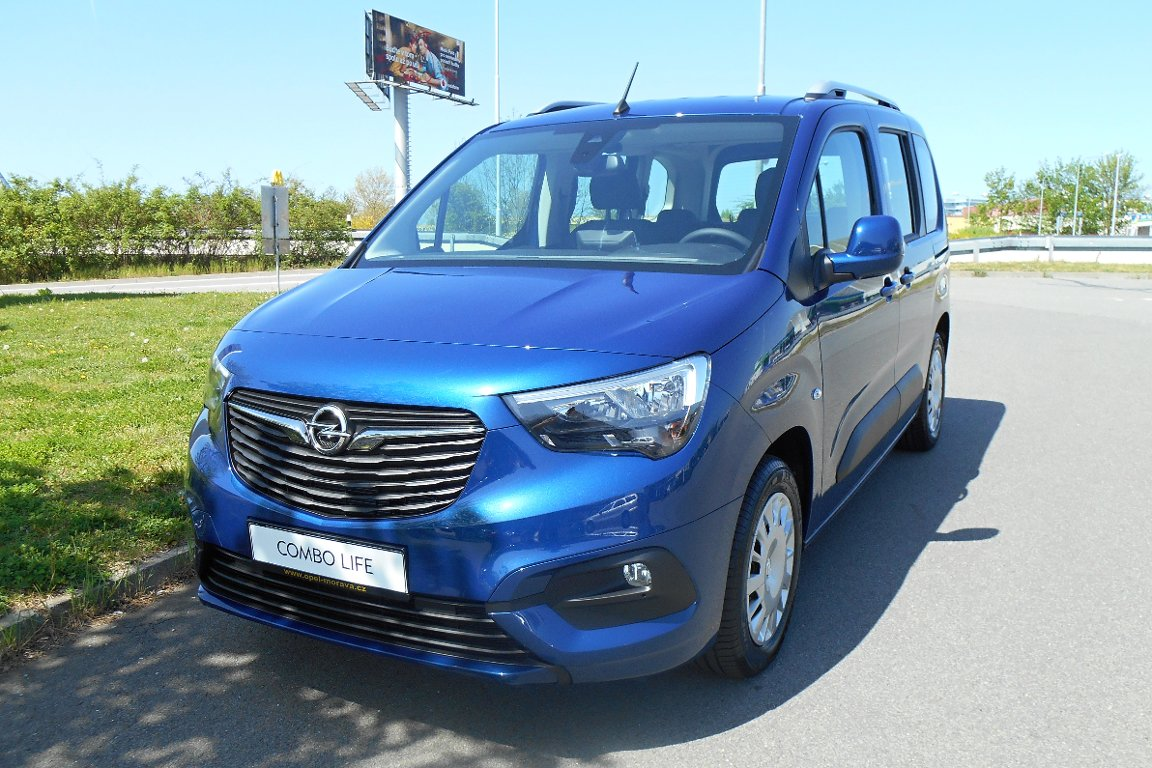 Opel Combo LIFE 1.5 D L1 SMILE MT5 IHNED!