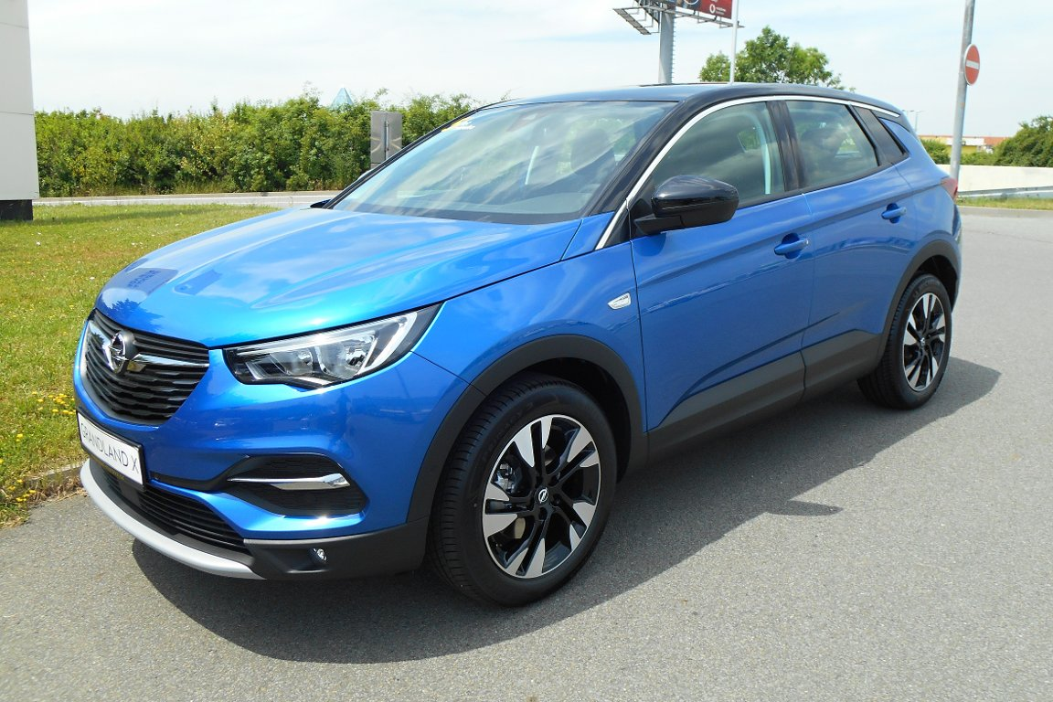 Opel Grandland X 1.2 T AT8 INNOVATION