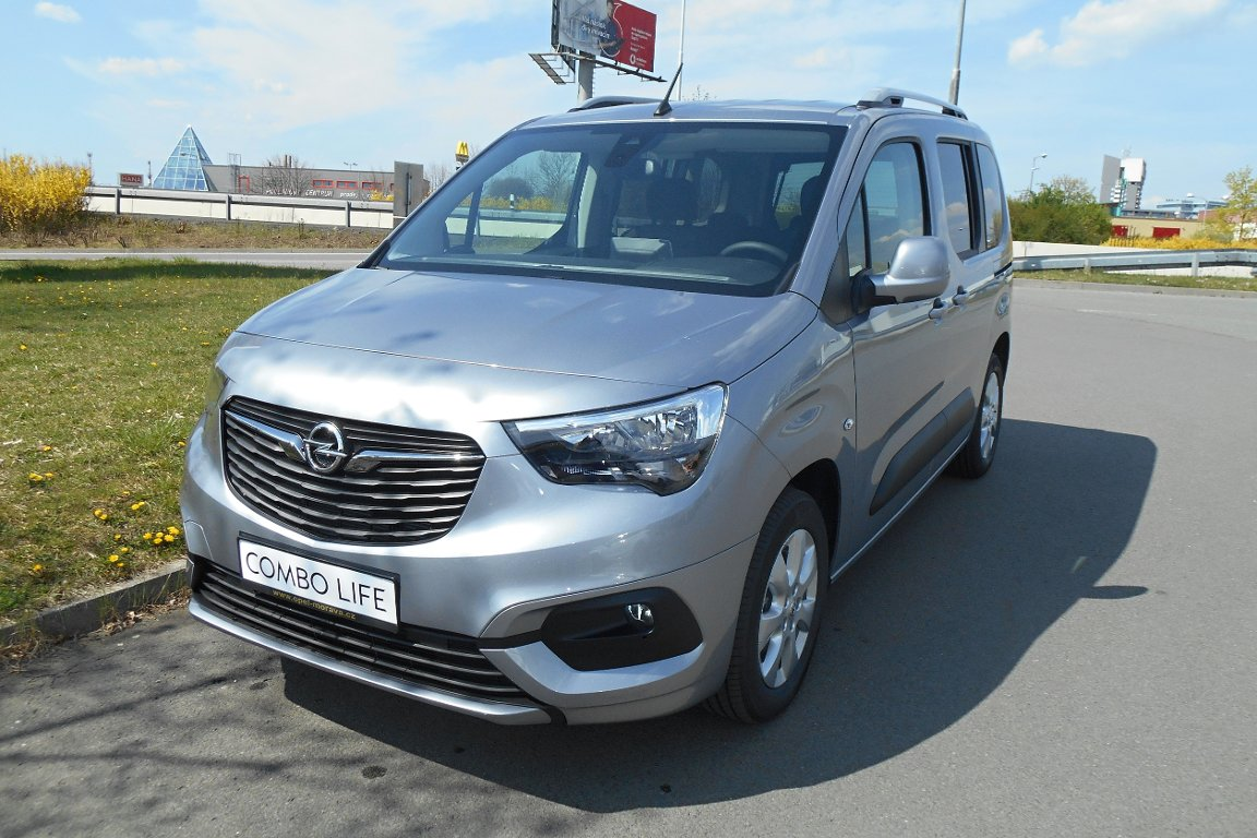 Opel Combo LIFE 1.2 T L1 ENJOY MT6