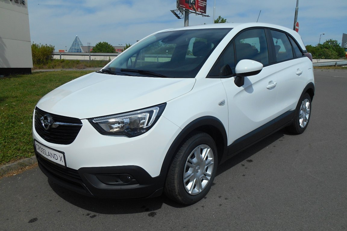 Opel Crossland X 1.2 SMILE MT5