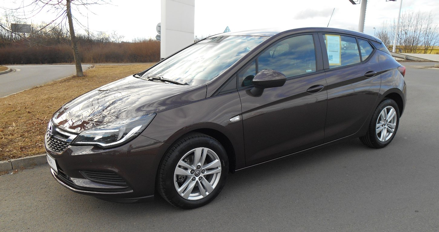 Opel Astra K 1.4 Turbo Smile 5dv.