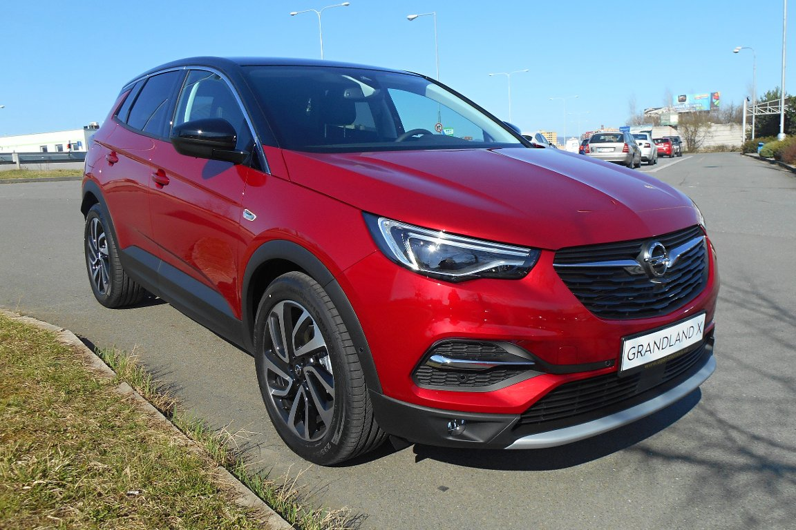 Opel Grandland X 1.2 Turbo Innovation AT6