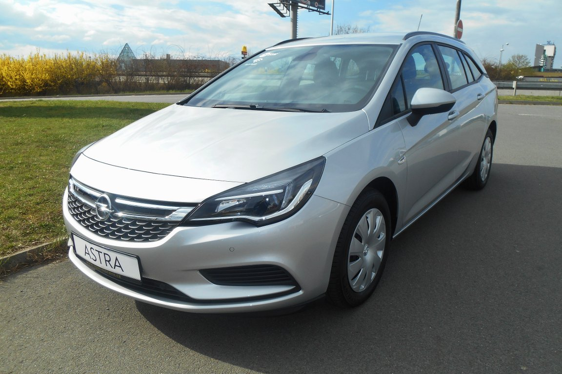 Opel Astra K 1.2 Turbo Smile ST