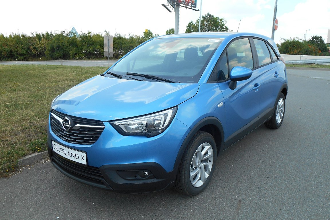 Opel Crossland X 1.2 TURBO SMILE MT6