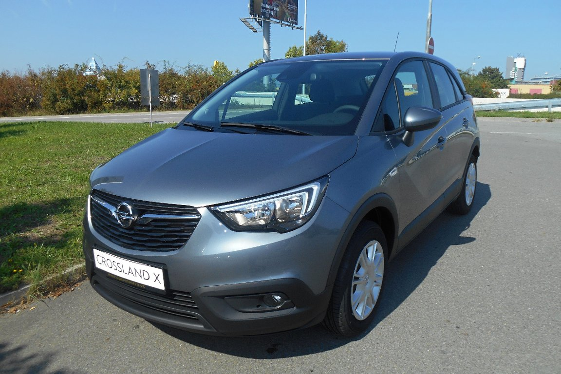 Opel Crossland X 1.2 SMILE PLUS MT5