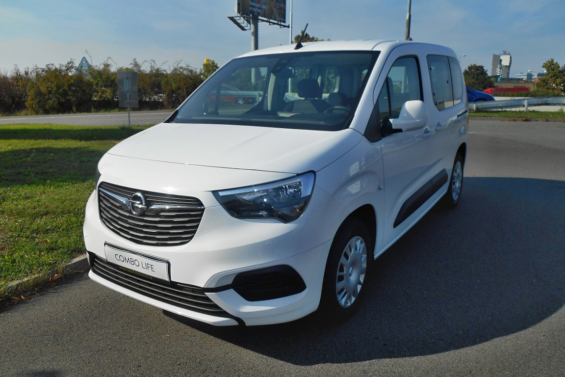 Opel Combo LIFE 1.5 DT L1H1 SMILE MT5