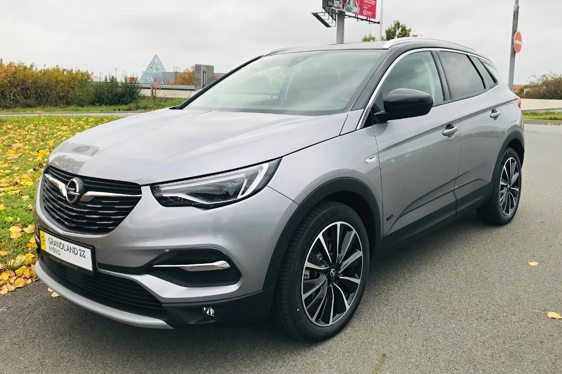 Opel Grandland X 1.6 T PHEV Ultimate AT8