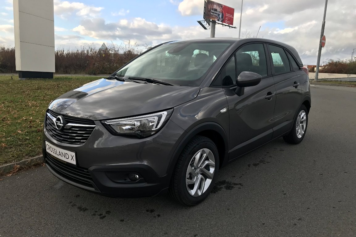 Opel Crossland X 1.2 ENJOY MT5