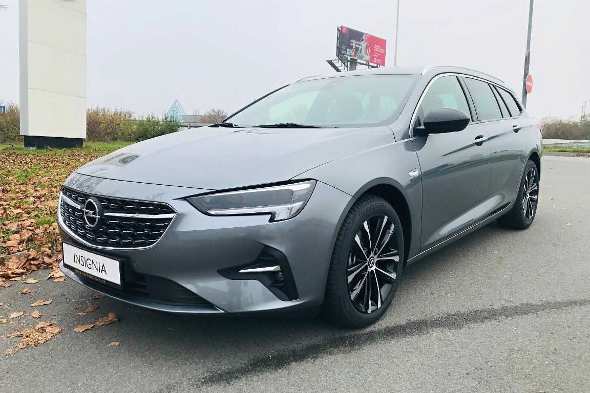 Opel Insignia ST 2.0 CDTI ULTIMATE AT8 2021