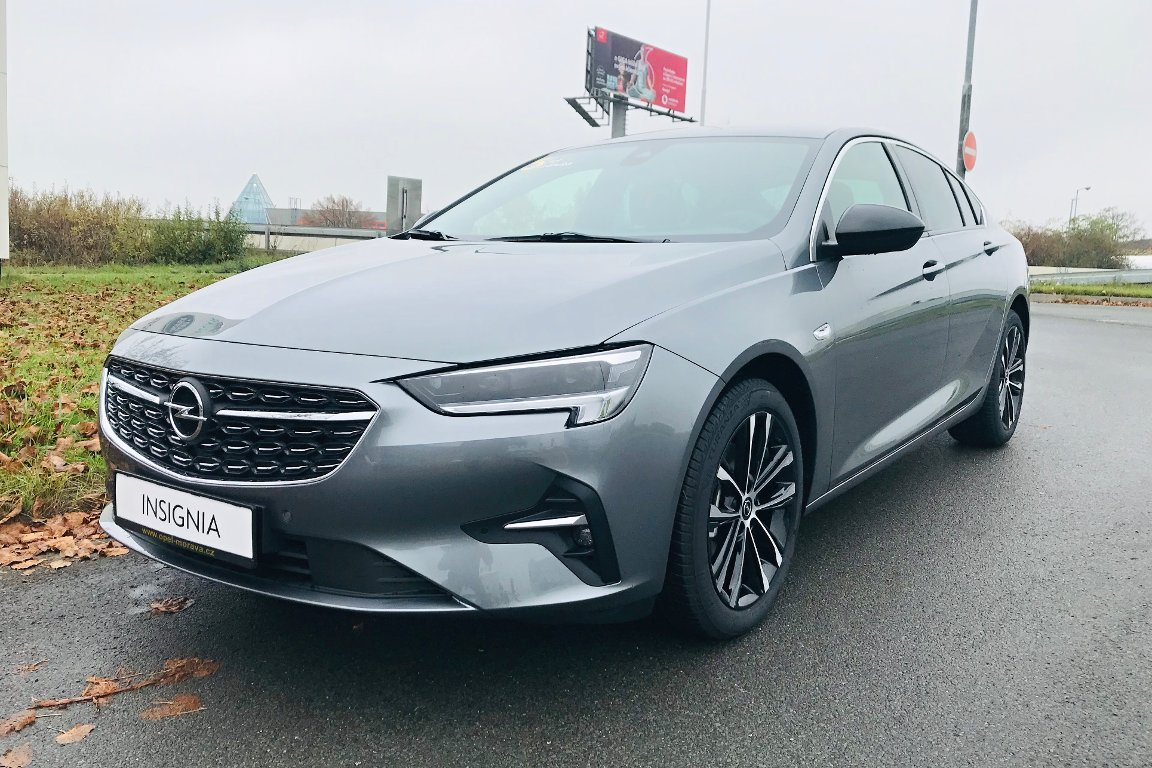 Opel Insignia GS 2.0 TURBO ULTIMATE AT9 2021