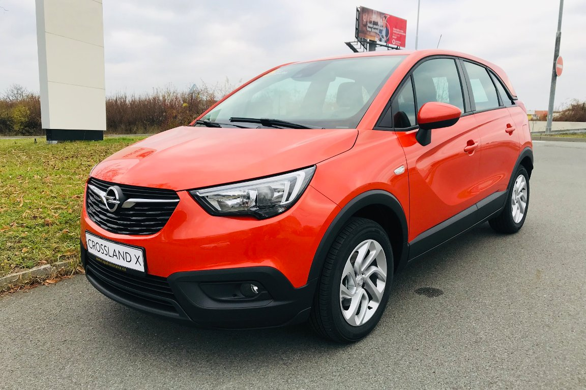 Opel Crossland X 1.2 TURBO SMILE AT6