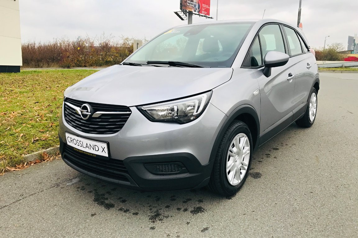 Opel Crossland X 1.2 ENJOY MT5 + SENZORY + DAB