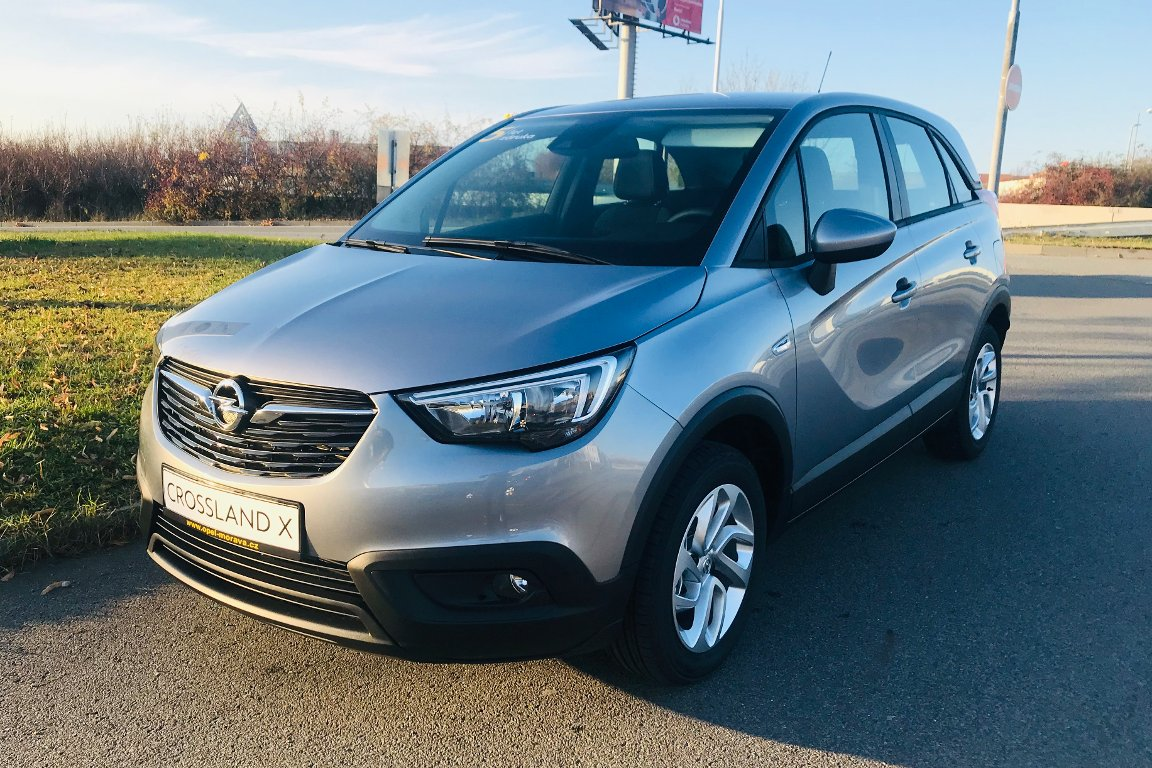 Opel Crossland X 1.2 ENJOY MT5 + ALU + DAB