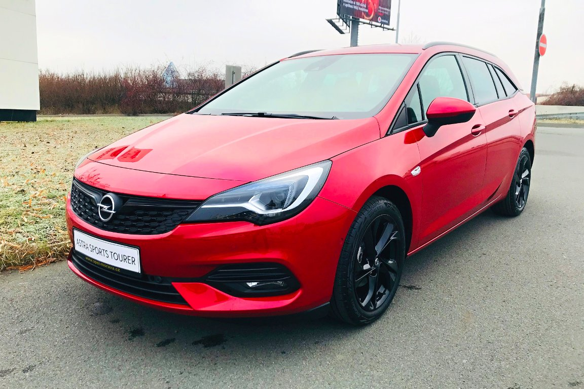 Opel Astra K 1.2 Turbo ULTIMATE ST