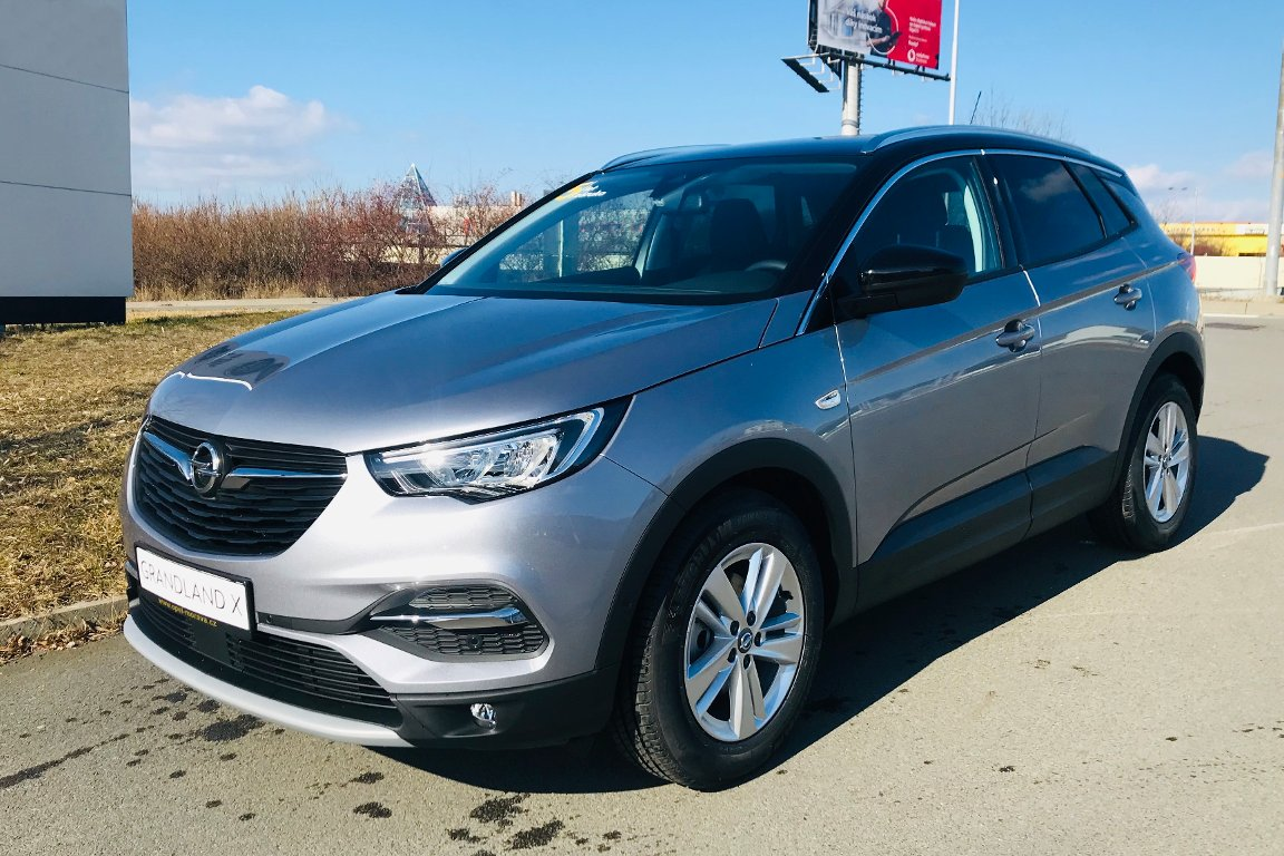Opel Grandland X 1.2 T Smile AT8
