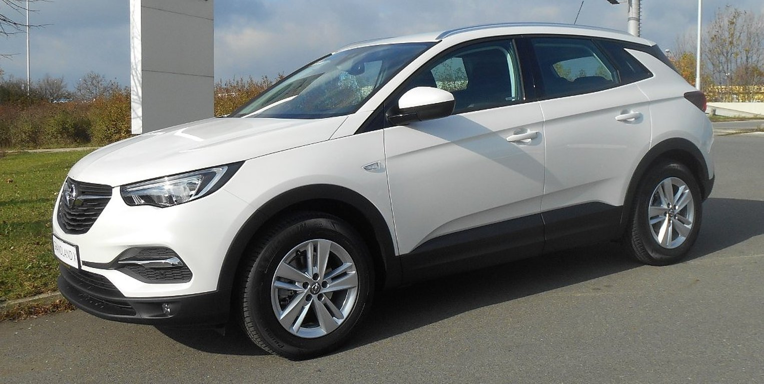Opel Grandland X 1.2 Turbo Enjoy